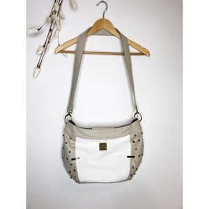 Miche - Baden Luxe Purse Snowy White Faux Leather